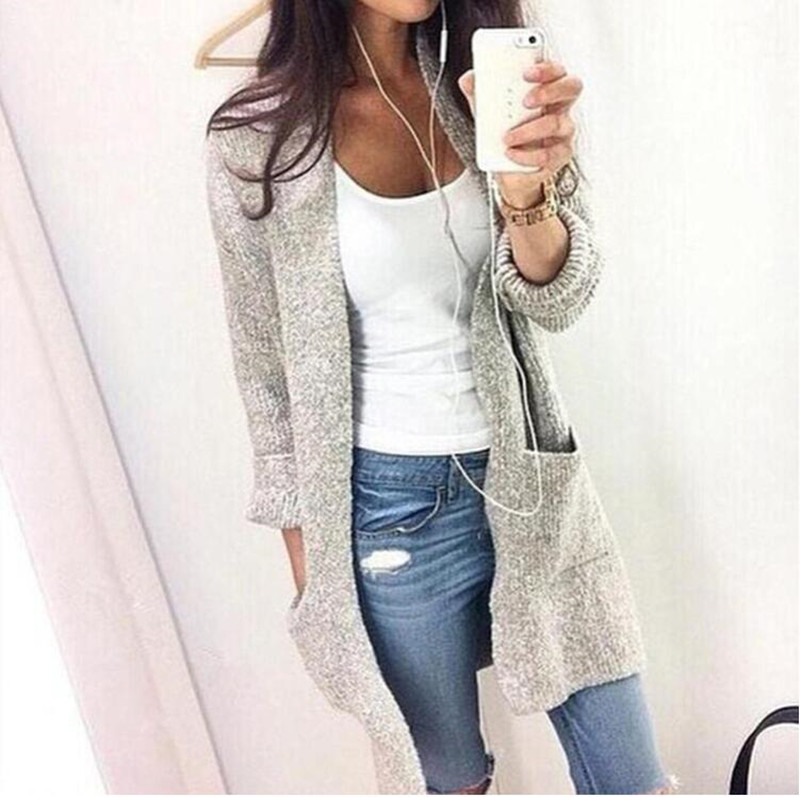 Hot Sale Woman Sweater and <strong>Cardigan</strong> Plus Size <strong>Long</strong> Sleeves Ladies Sweater <strong>Cardigan</strong> Front Open Women Winter Sweater <strong>Cardigan</strong>