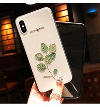 3D Рельефный цветочный чехол для телефона Meizu M6 M5 Note 9 15 Plus M6T M5C 16 S, чехол из ТПУ, силиконовая задняя крышка для Meizu Note 9 8 M6T M 6T(Китай)