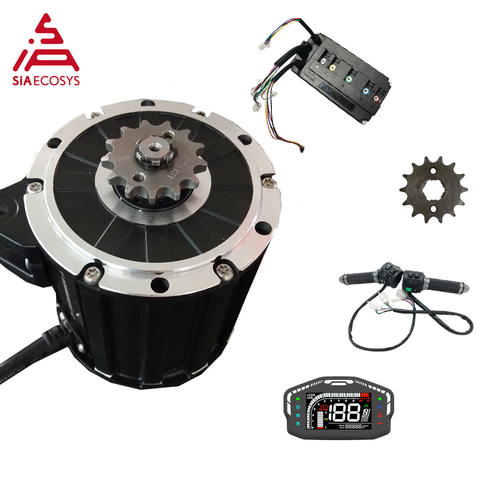 Qs High Turque V2 3000w 138 70h Mid Drive Motor For