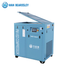 Static power saving 22KW screw air compressor permanent magnetic frequency conversion machine