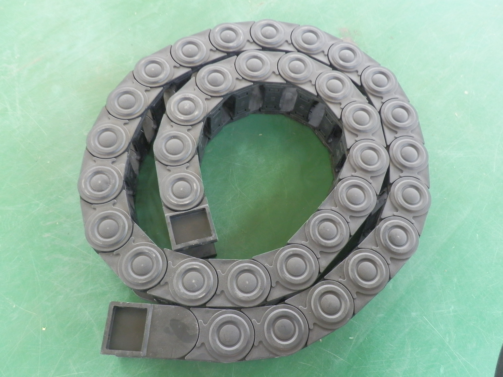 light weight small size plastic cable carrier drag chain