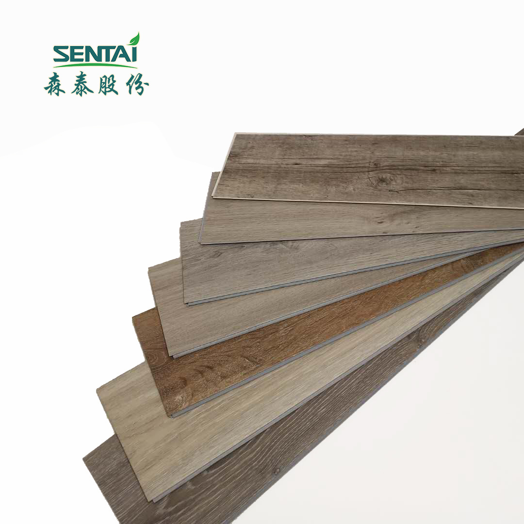 high-quality indoor spc/wpc flooring wood texture surface