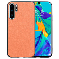 Laudtec Protective Phone Case Custom Phone Case Alcantara Fabric Phone Cover Case For Huawei P30 pro