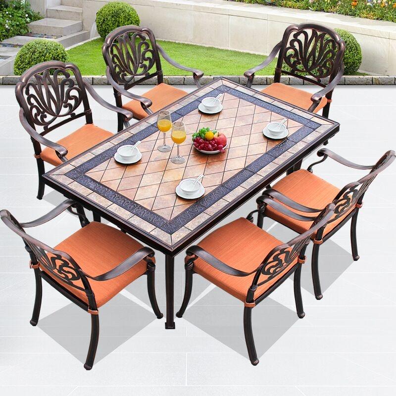 Protección UV impermeable ocio jardín muebles al aire libre