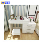 New design bedroom funiture modern vanity desk large dressers modern