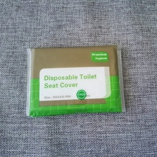 Sekali Pakai Flushable <span class=keywords><strong>Toilet</strong></span> Seat Cover