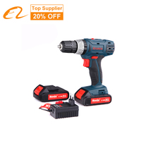 10% Discount 2019 New Model 8018 In Stock 18V Electric Cordless Drill Screwdriver