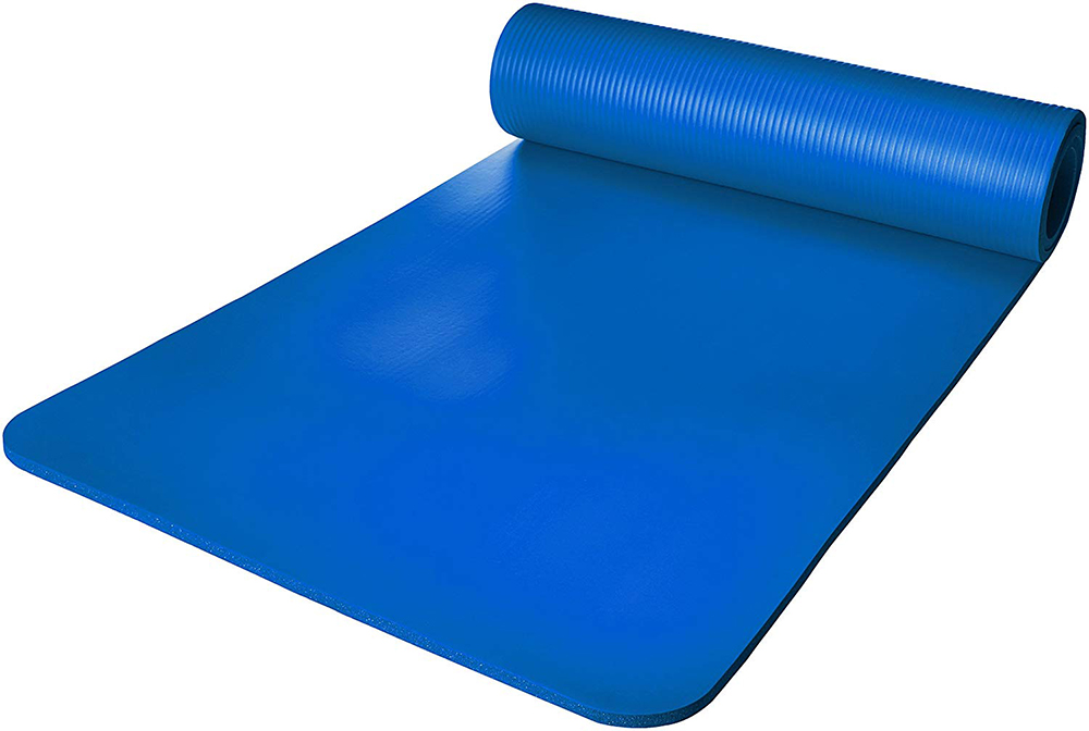 New Product NBR Yoga Mat for Gym Fitness