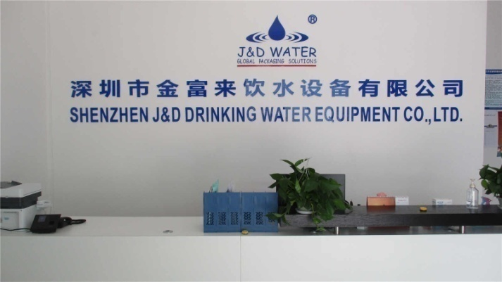 product-JD WATER-automatic 6000-8000BPH small monoblock mineral water bottle filling and capping mac-2