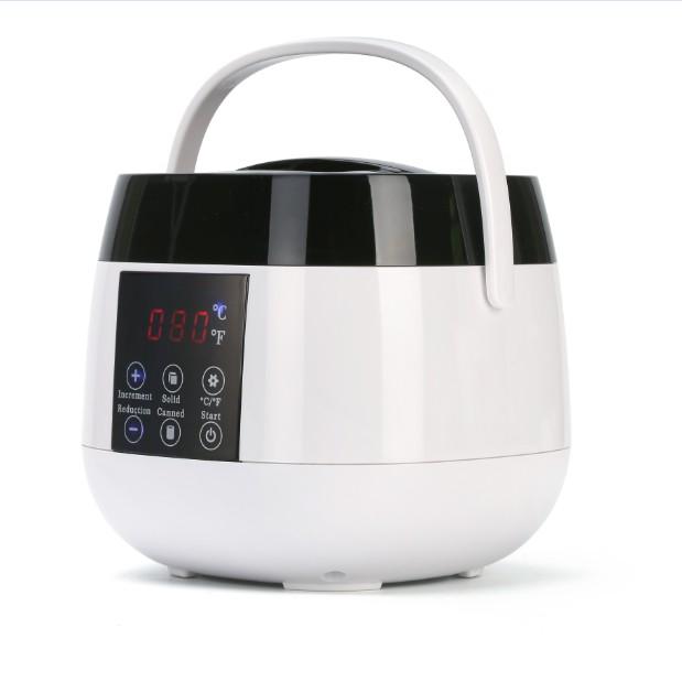 White/Black Professional Hair Removal Tool Smart Warmer Wax Heater Personal Care Epilator Depilatory Machine Kit