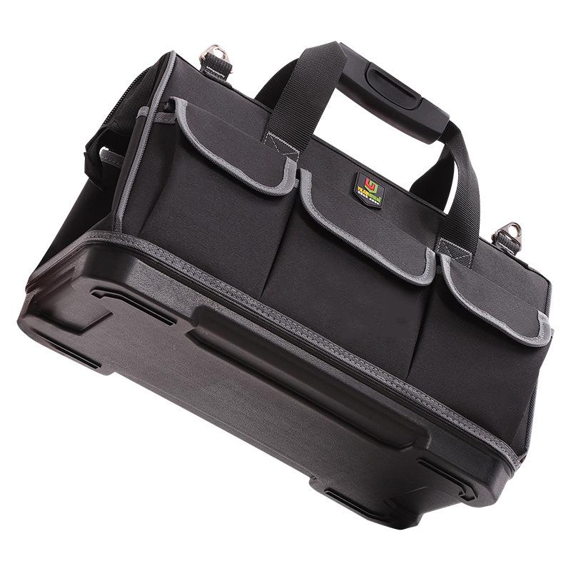 Y0168 портативный Высококачественный водонепроницаемый инженерный холст сверхмощный электрик сумка для инструментов
