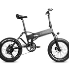 2020 the coolest Ebike Folding Electric Bike over 100 miles foldable Bicycle with Recharged & Regenerative System