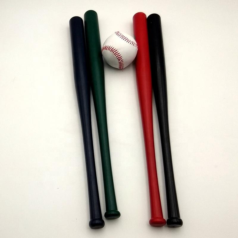 promotional baseball bat with custom logo