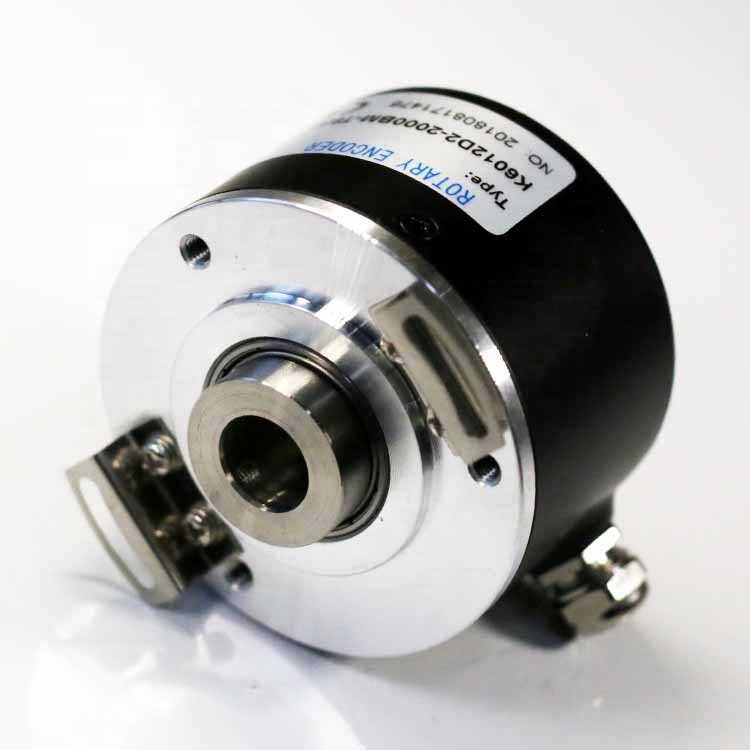 K6012 Incremental <strong>Rotary</strong> Optical Hollow Shaft <strong>Encoder</strong>