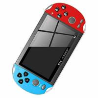 Wholesale Newest X7 Portable Retro Video Game Console Built in 8GB 4.3'' 64Bit Handheld Game Player
