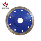 Blade Saw Blade Disc Hot Sales 105mm 115mm 125mm Diamond Circular Saw Blade Korea X Turbo Tile Granite Marble Stone Cutting Disc