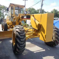 Used MOTOR GRADER Cat 140k Teeth Ripper /Used Caterpillar Grader 12G 120G 14G 140G 16G 140 in good condition