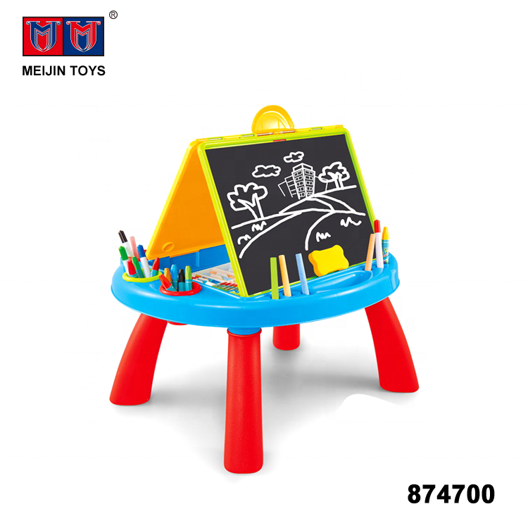 painting table play set kids educational drawing toys
