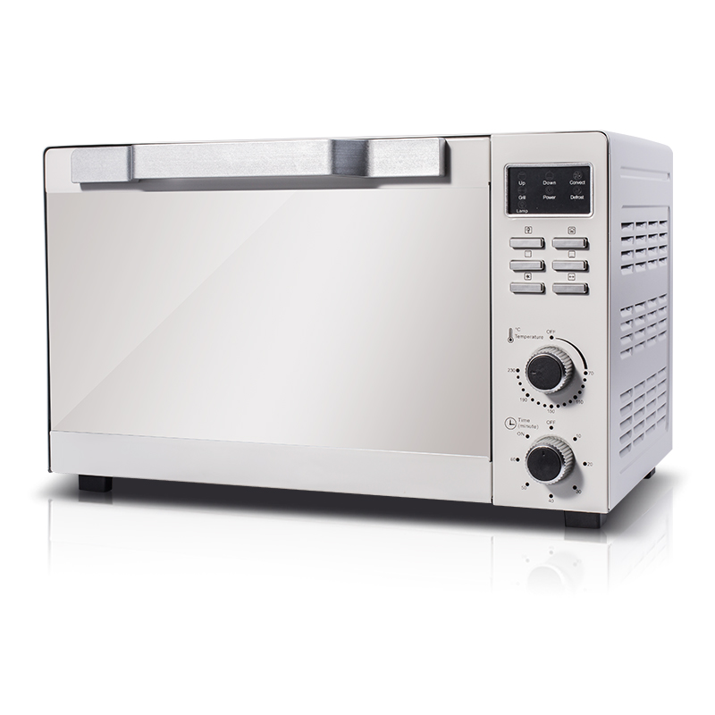 factory Outlet Home use commercial Kebab Baking cake roast chicken Large family capacity Computer type mini electric deck oven