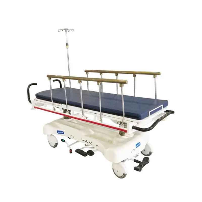 Носилки для пациента аварийный гидравлический YA-TH5CSX с полной длиной рентгеновской платформы