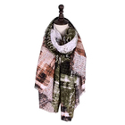 New arrival fashion printed viscose scarf women hijab