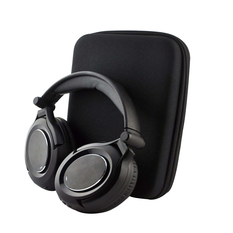 Auriculares inalámbricos de alta gama ShareMe, por encima de la oreja, BT5.0, Qualcomm CSR8670, aptX, baja latencia para transmisión de música de baja retardo
