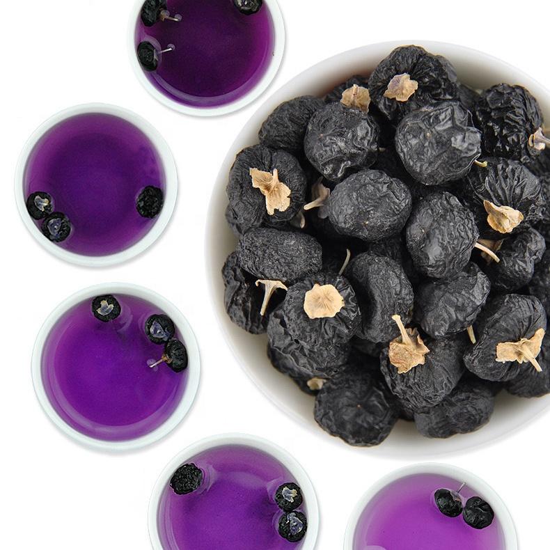 Hot Sale Hei Gou Qi Free Sample Chinese Black Wolfberry - 4uTea | 4uTea.com