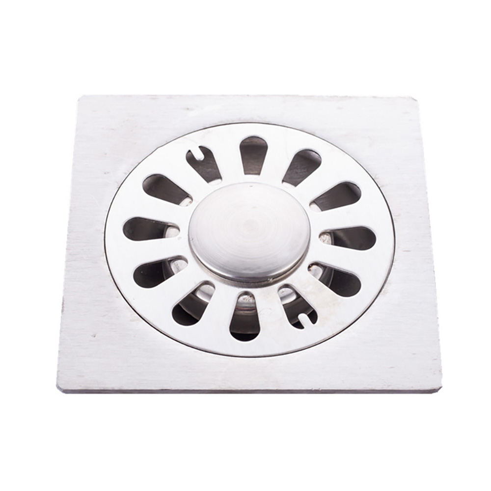 TB-64076 Tengbo 4 inch 304 bathroom floor <strong>drain</strong>