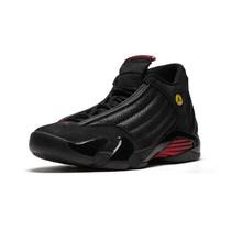 NIKE Air Jordan 14 Мужская баскетбольная обувь в стиле ретро, спортивные уличные кроссовки, спортивная Дизайнерская обувь высшего качества()
