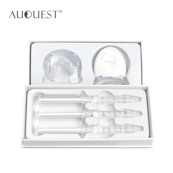Private label Teeth whitening Kits Advanced Popular Professional home use teeth cleaning kit with led light