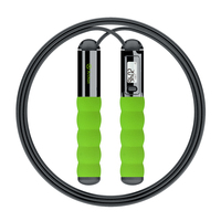 Archon Jump Indoor Outdoor Skipping Record Fat Burnt Calories Wireless Skipping Rope