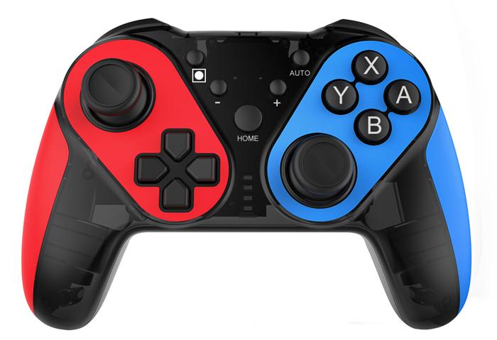 वायरलेस gamepad खेल नियंत्रक स्विच गेम कंसोल के लिए स्विच एनएफसी समारोह के साथ स्विच joypad gamepad वायरलेस जॉयस्टिक