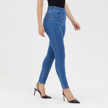 Adult Female Skinny Stretchy Trader Jeans Trousers Manufacturers Company China