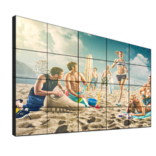 Video muur reclame digital signage voor lobby, Standaard display video muur <span class=keywords><strong>Samsung</strong></span> LCD <span class=keywords><strong>TV</strong></span> DEED screen