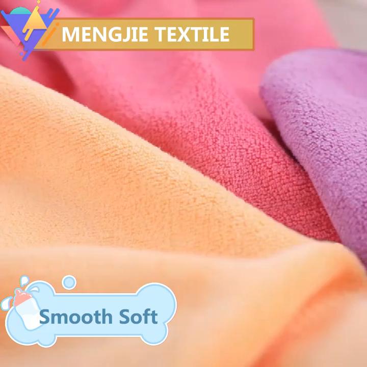 Venta caliente de limpieza de microfibra toalla Ultra bien Roll Pack