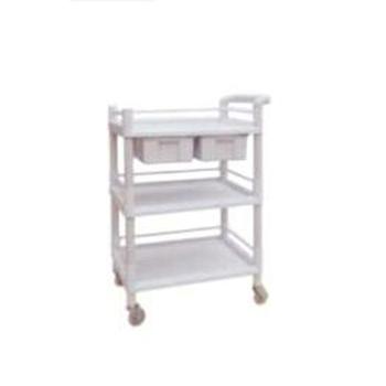 Hospital Medical Equipment Trolley Cart