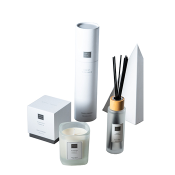 Candle And Fiber Diffuser Wholesale Gift Set Home Oil Fragrance
