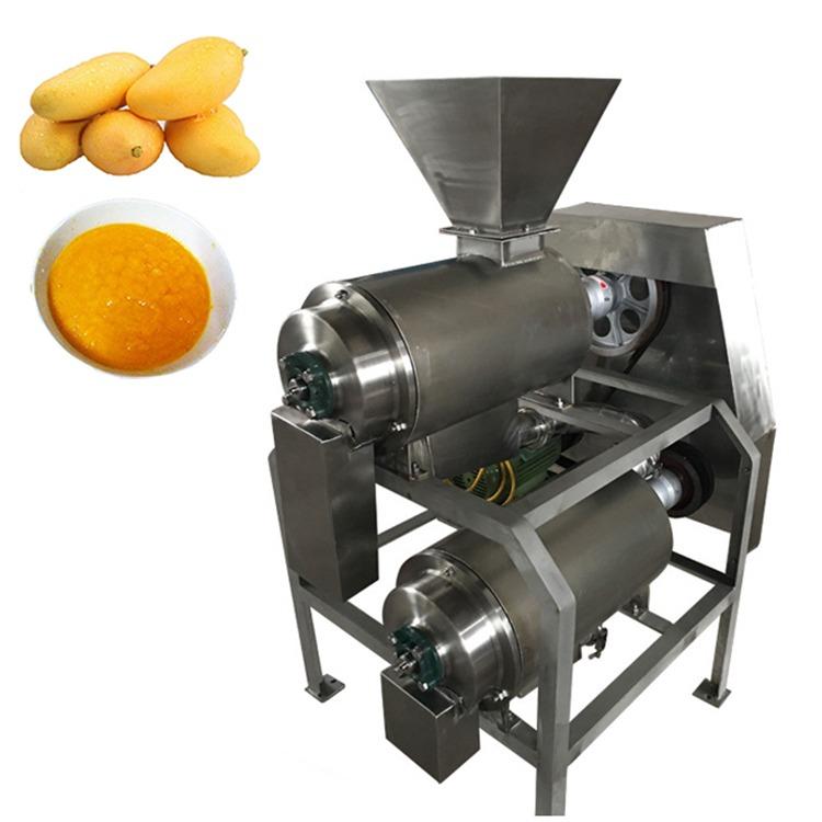 Industrial Fruit Apple Watermelon Mango Pineapple Juice Crusher Juicer Extractor Machine
