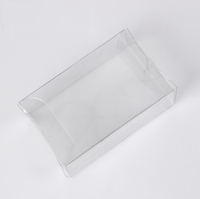 Custom High Quality Transparent Playing Card Clear Set Clear Packed Plastic Box