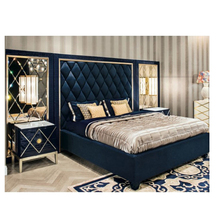 Europa stijl kingsize bed <span class=keywords><strong>hoofdeinde</strong></span>