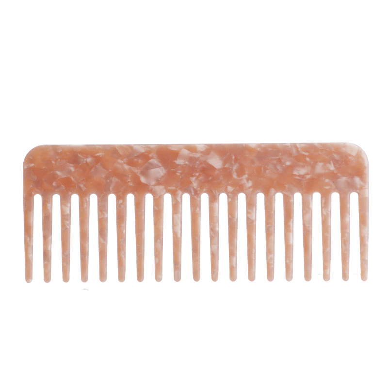 2.5mm- high quality cellulose acetate tortoise hair <strong>combs</strong> for women girls high quality