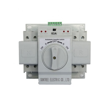 Suntree Electrical Power ATS Controller Automatic Transfer Switch