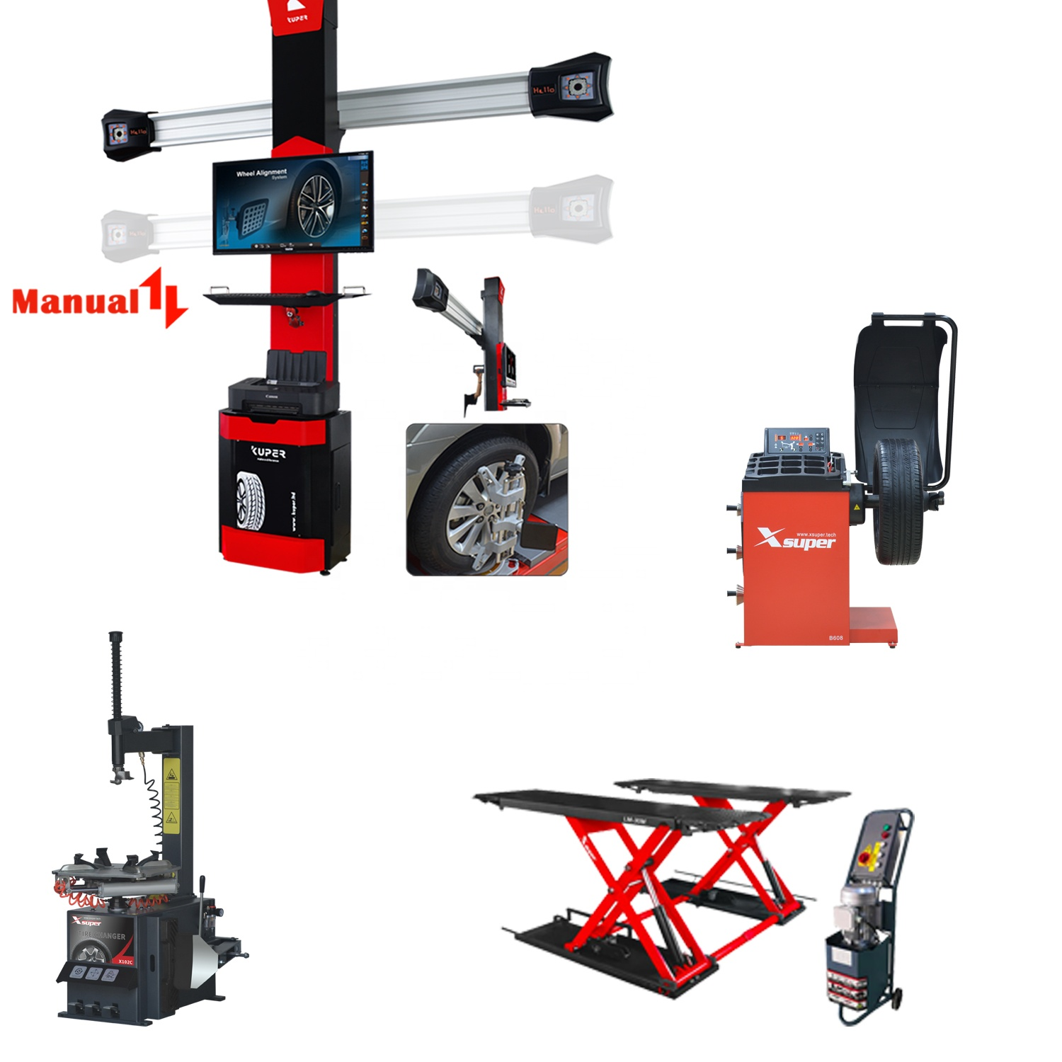 2019 Top Sale 3D wheel alignment machine camera cleaning services for BMV and Audi wheel aligner tyre changer