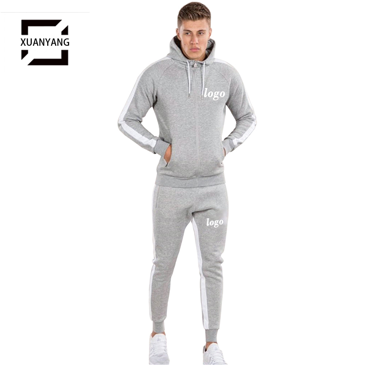 Newest Customized Sweat Suit Men Jogging Sports mens jogging suits wholesale Tracksuit