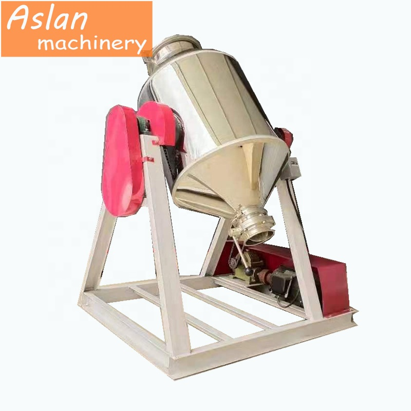 cheap price CE certified food grade 304 stainless steel <strong>powder</strong> <strong>mixing</strong> <strong>machine</strong>