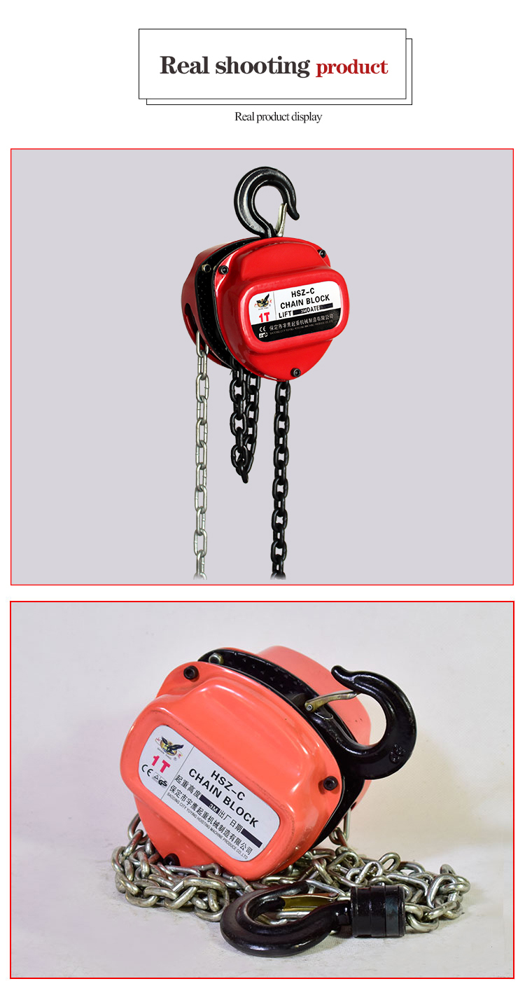 manufacturer wholesale Popular 30T made in China hoist crane 5 ton