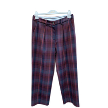 Commercio all'ingrosso di New Donne di Stile <span class=keywords><strong>Plaid</strong></span> Sottile Da Jogging <span class=keywords><strong>Pantaloni</strong></span> Casual <span class=keywords><strong>Pantaloni</strong></span> Made In Italia