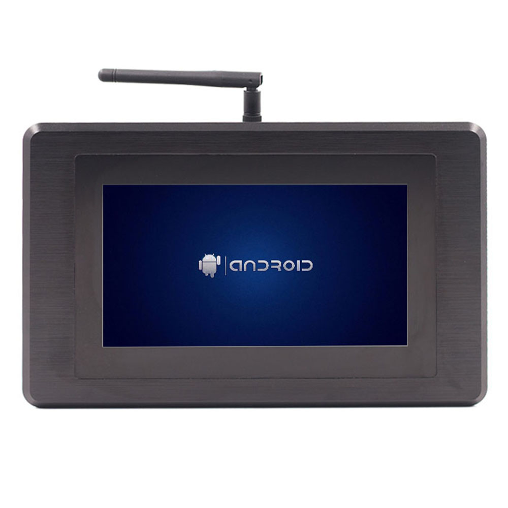 7 pulgadas resistente incluidas tabletas android pc Industrial de panel plano pc con 4G WiFi