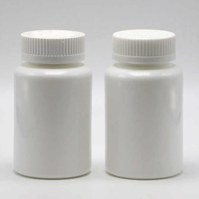 150ml Empty White HDPE Pharmacy Capsule/Pill Plastic Bottle Manufacture with Screw Cap