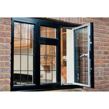 Heat & Sound insulation aluminum windows and doors anti-collision block